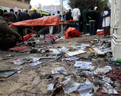 Former Egyptian Interior Minister Accused of Collusion in Alexandria Church Bombing