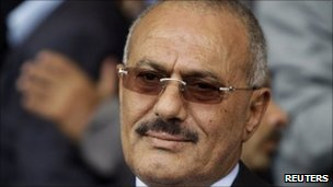 Yemen situation unclear after President Saleh leaves