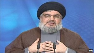 Hezbollah leader Nasrallah rejects Hariri indictments