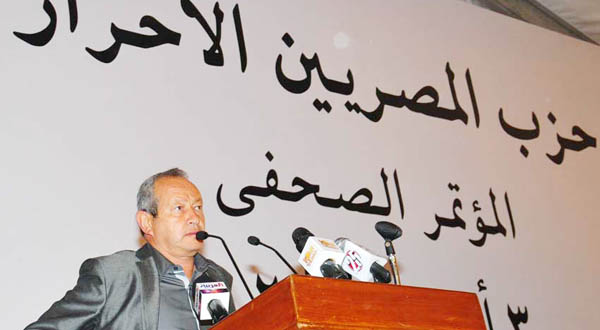 Liberal Egyptian party secures 100,000 members