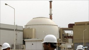 Iran's Bushehr nuclear plant connected to national grid