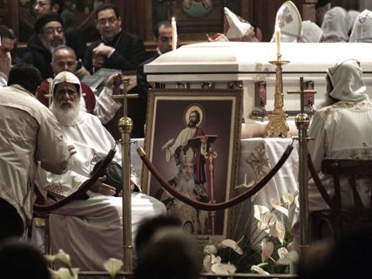 Holy Synod chooses Bishop Pachomius as acting patriarch