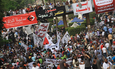 Egypt's political forces say violence may curtail political progress