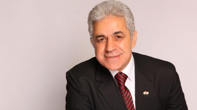 "Sabahi resumes his consultations to establish  ""Egyptian popular trend"""
