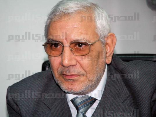 Abouel Fotouh denies alliance with Salvation Front