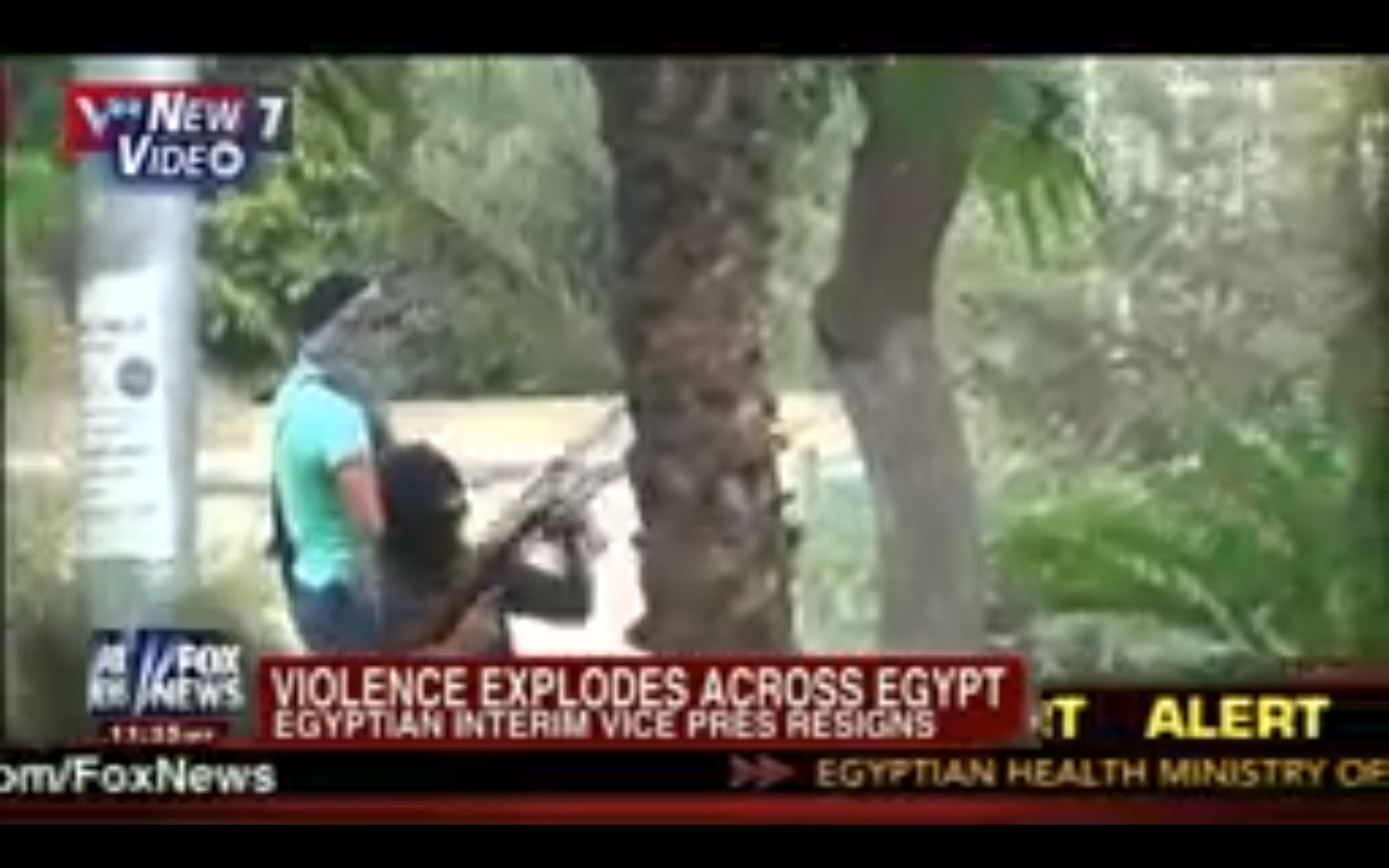 Deadly Chaos Grips Egypt -- Erick Stakelbeck -- America Live