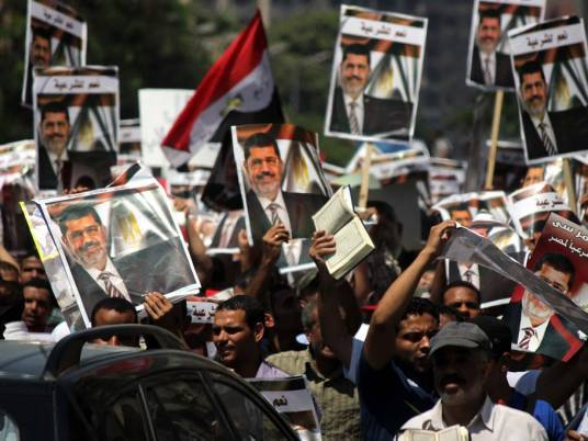 Morsy detained 15 days pending investigation over espionage charges