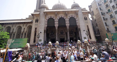 For second time, the MB clashes with police at Fath mosque