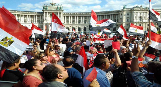 Egyptians in Austria hold festival to boost tourism in Egypt