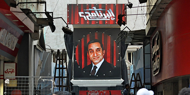 Who will Bassem Youssef turn to, cable channels?