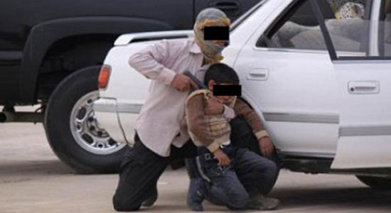 Coptic child kidnapped in Beni Suef