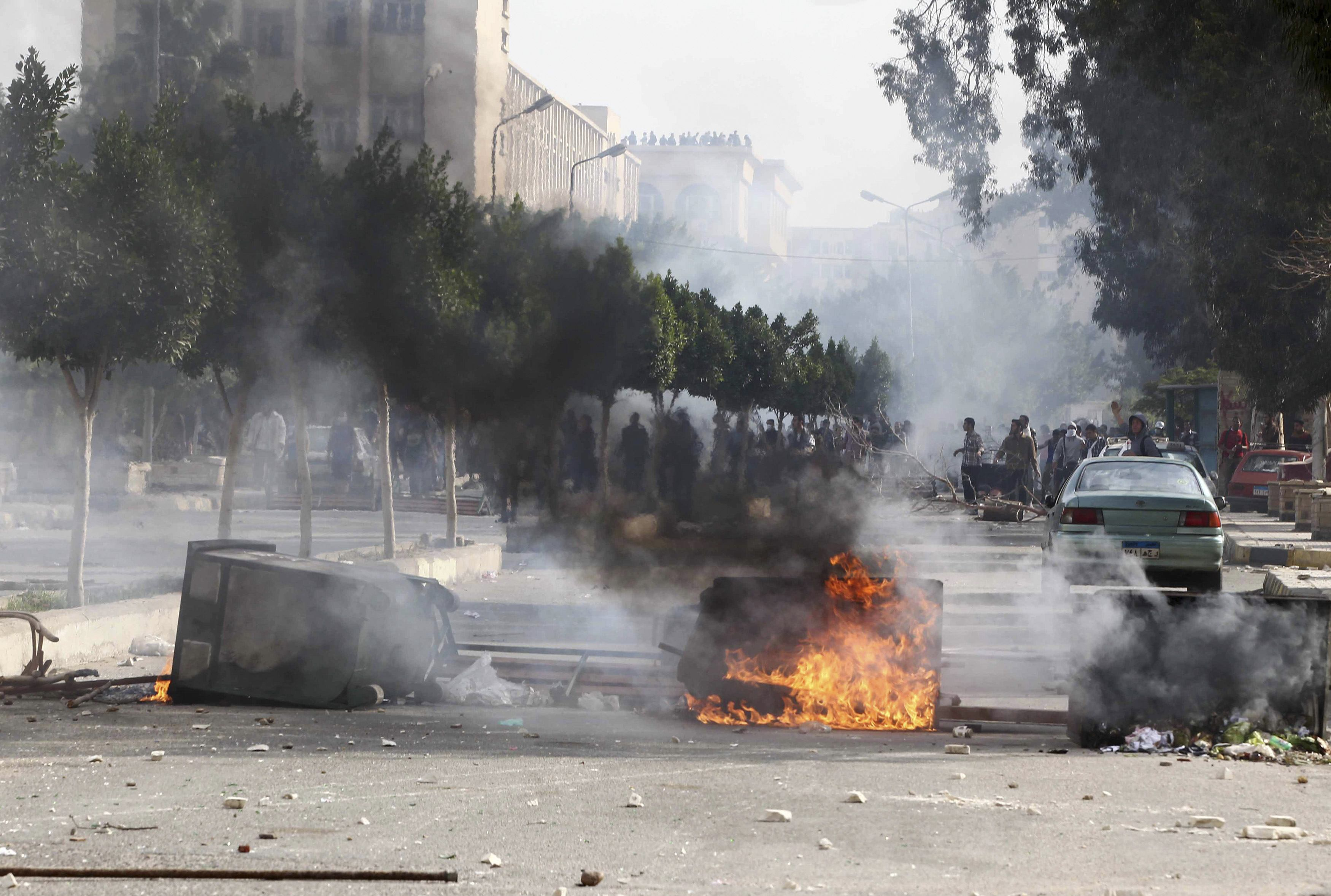 Azhar University expels 23 students for on-campus protest and riots