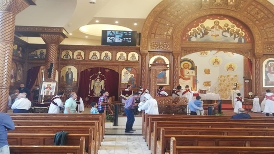 The Evangelical Church mourns the martyrs of Sinai ambush
