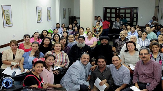 200 trainees attend 8 workshops in the Red Sea diocese