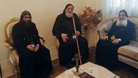 Pope Tawadros discusses the date of Holy Synod meeting