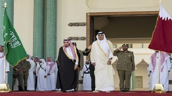 AFP report: Saudi Arabia pushes to end Gulf feud with Qatar, but full resolution elusive