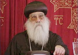 After the death of eight Copts, visiting Pope Shenouda only with a permission